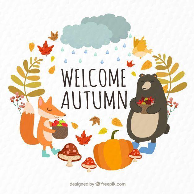 Autumn lesson plan