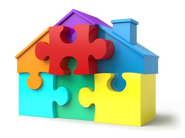 parts of the house lesson plan
