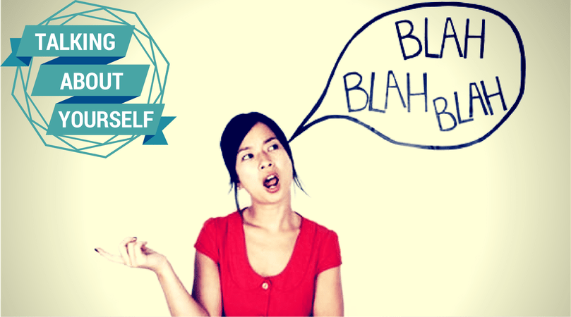 talking about yourself lesson plan