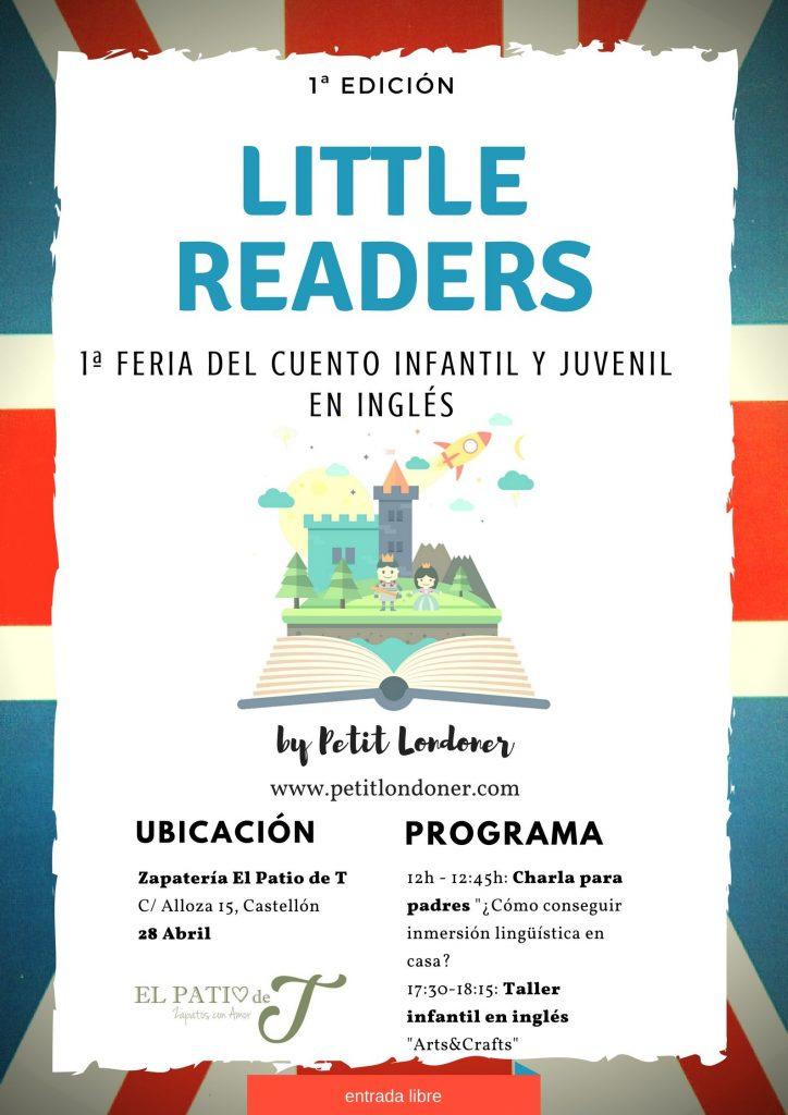 feria del libro Little Readers