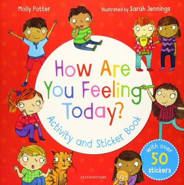 How are you feeling today? - libro de actividades