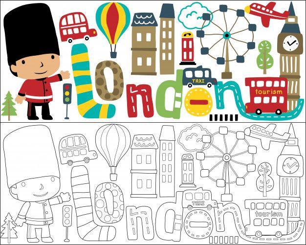 Fichas para niños sobre Londres