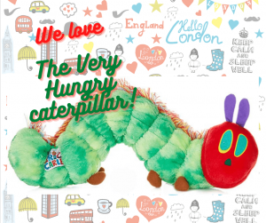 cuentos the very hungry caterpillar