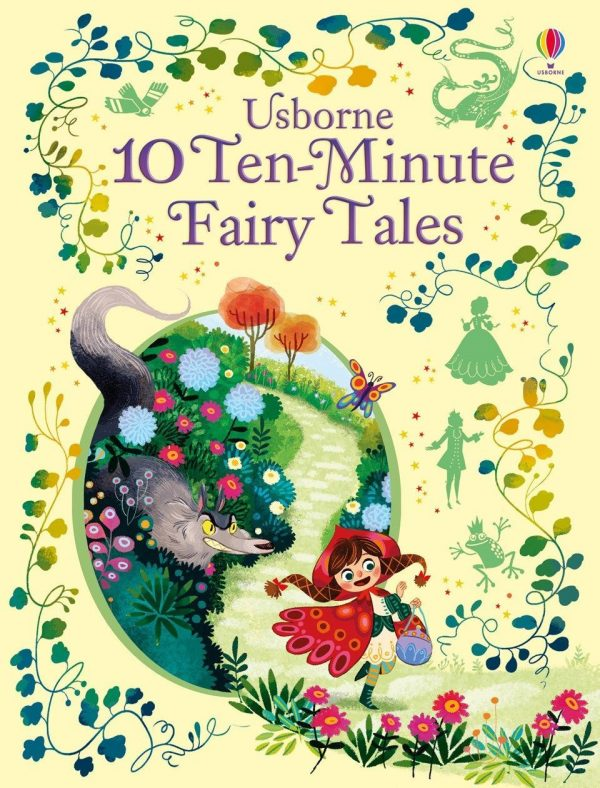 10-minute fairy tales