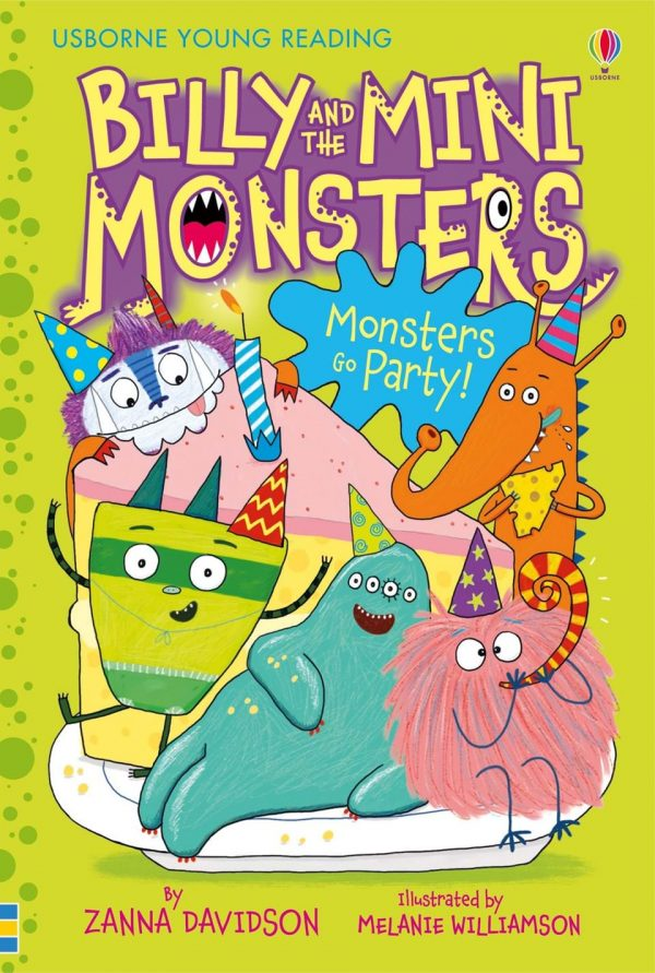 Monsters Go Party #5 - Billy & the Mini Monsters