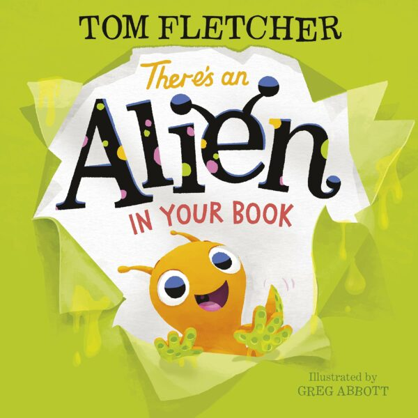 There's an Alien in your Book!
