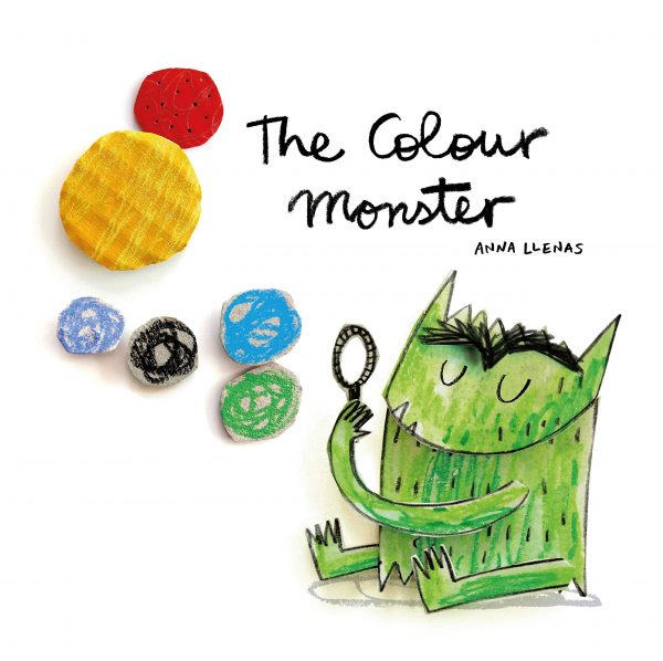 The Colour Monster Board Book