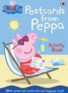 Peppa Pig: Postcards from Peppa (Activity Book)