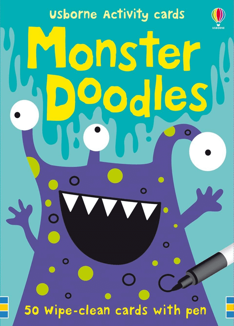 Monster Doodles