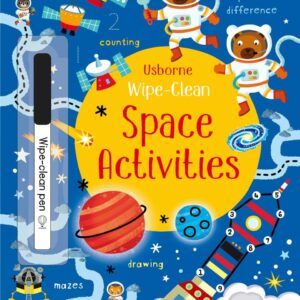 Wipe-clean Space activities