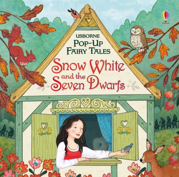 Pop-Up Snow White