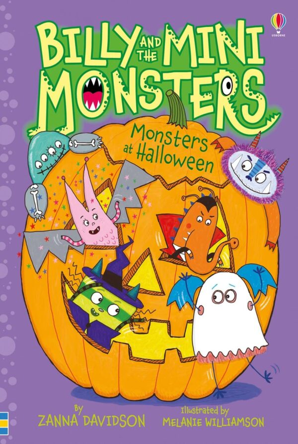 Monsters at Halloween #10 - Billy & the Mini Monsters