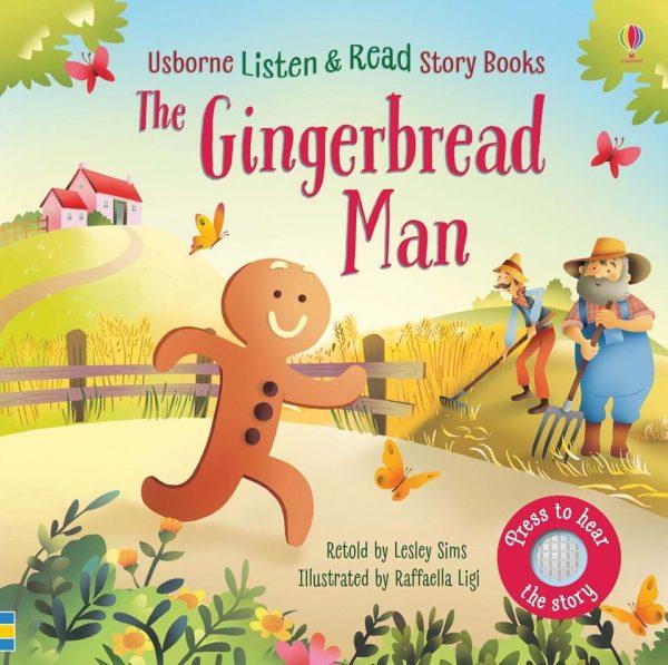 The Gingerbread Man - Listen & Read