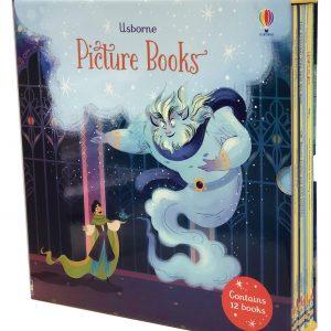 12 Classics Picture Books Box Set