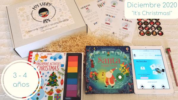 Caja diciembre my story box 3-4