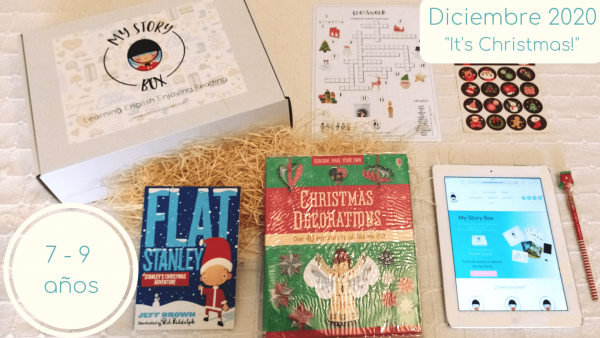 Caja diciembre my story box 7-9