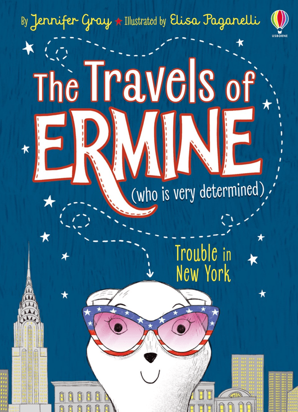 The Travels of Ermine + 6 años