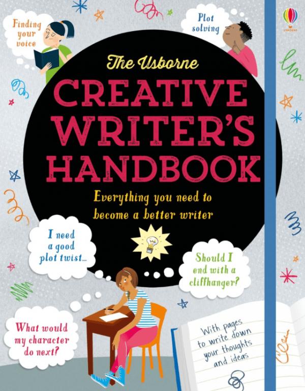 Creative Writer's Handbook +9 años - Escritura Creativa