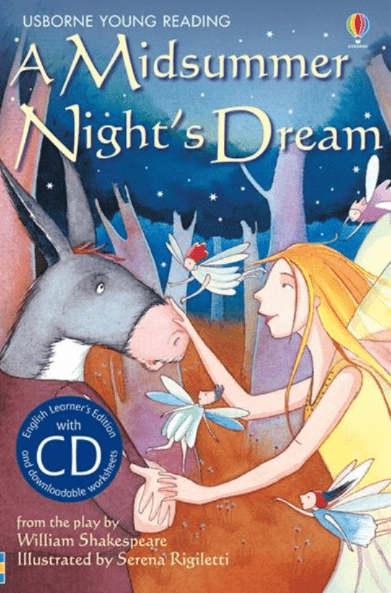 A Midsummer Night's Dream - Audio Libro