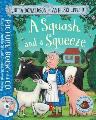 A Squash and a Squeeze : Book and CD