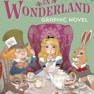 Alice in Wonderland Novela Gráfica