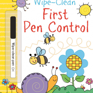 Wipe-Clean First Pencil Control