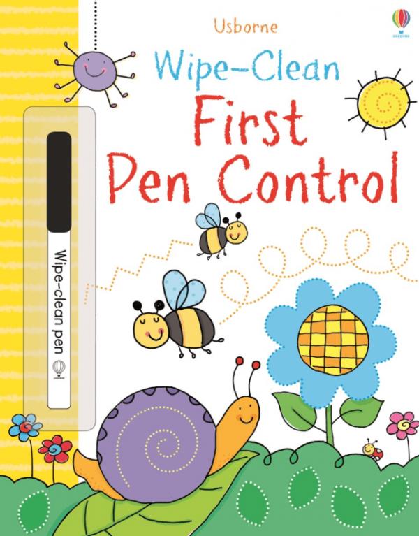 Wipe-Clean First Pencil Control