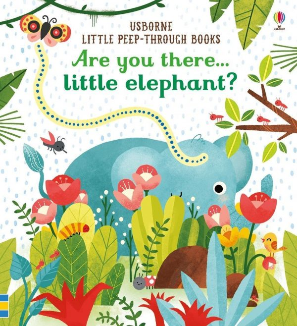 Are You There Little Elephant? +6 meses