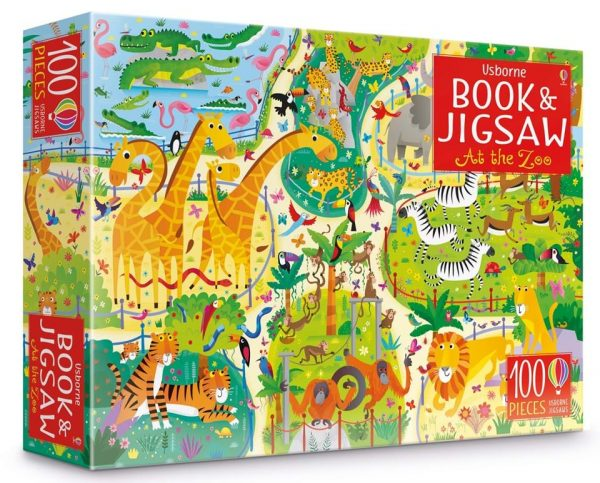 At the Zoo Libro + Puzzle