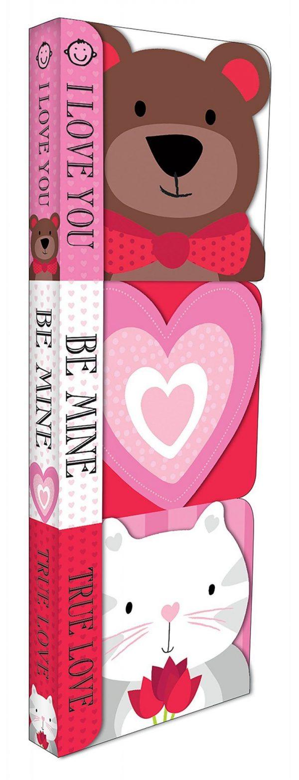 Baby Valentine Pack - I love you chunky set