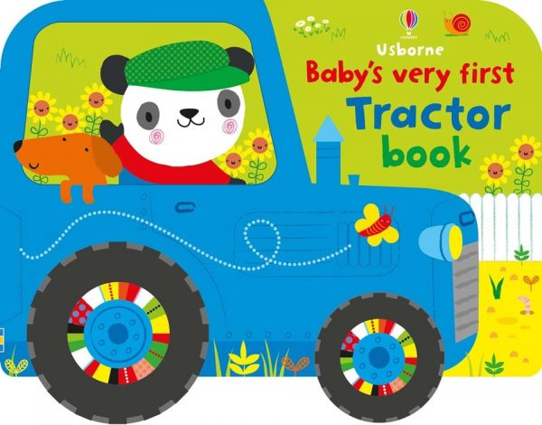 Baby very first Tractor Book