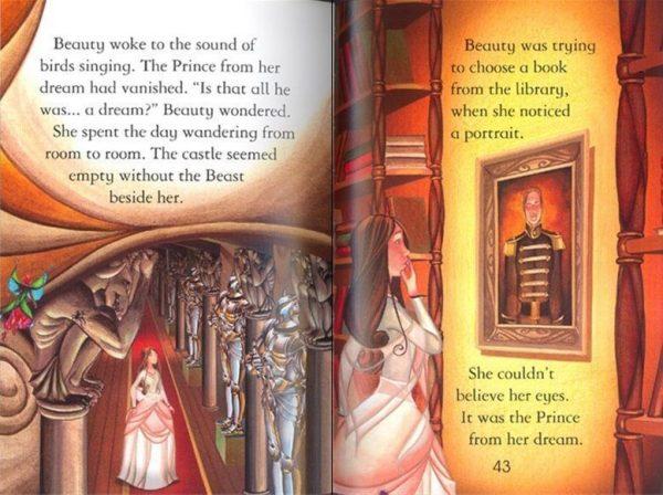 Beauty & the Beast - Audio Libro