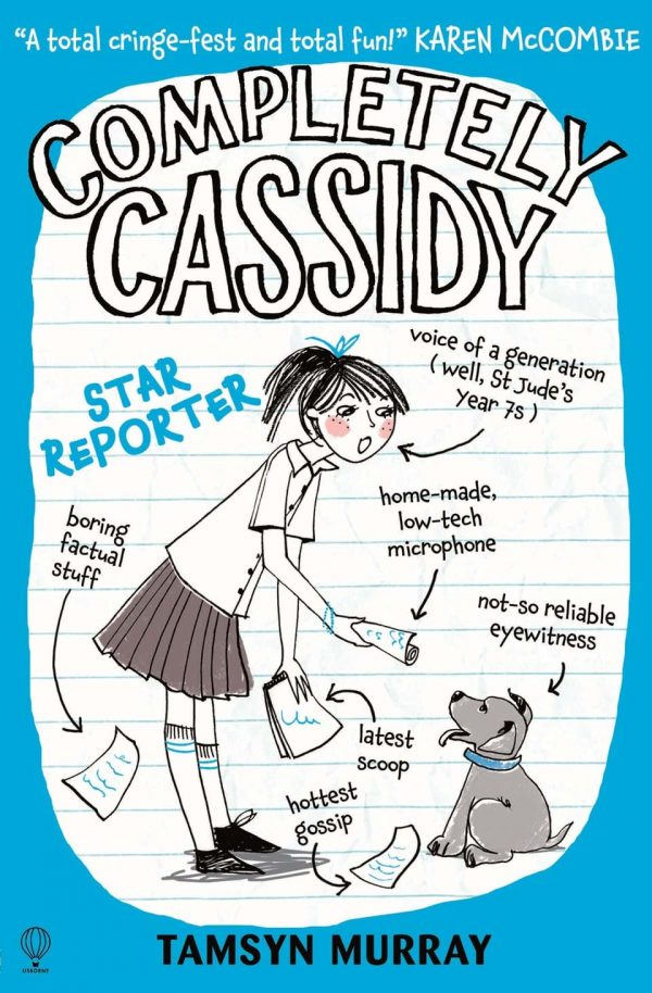 Colección Completely Cassidy (3 libros)