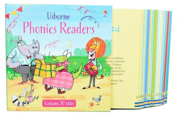 Colección Phonics readers set