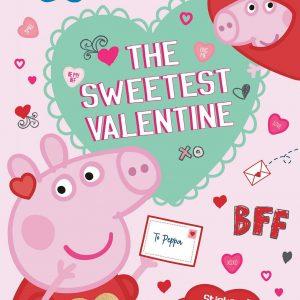 El San Valentín Más Dulce con Peppa