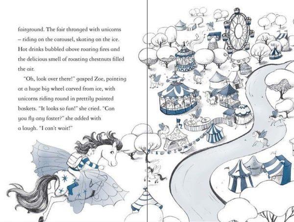 Fairy Unicorns Frost Fair +6 años