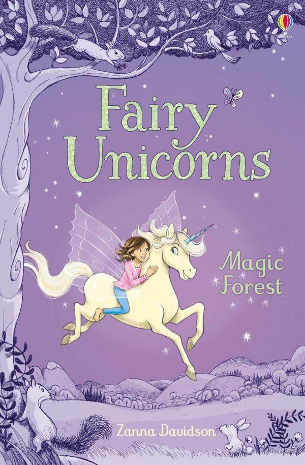 Fairy Unicorns Magic Forest +6 años