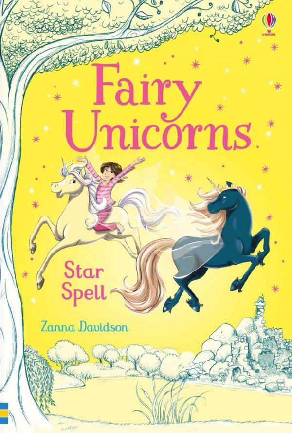 Fairy Unicorns Star Spell +6 años