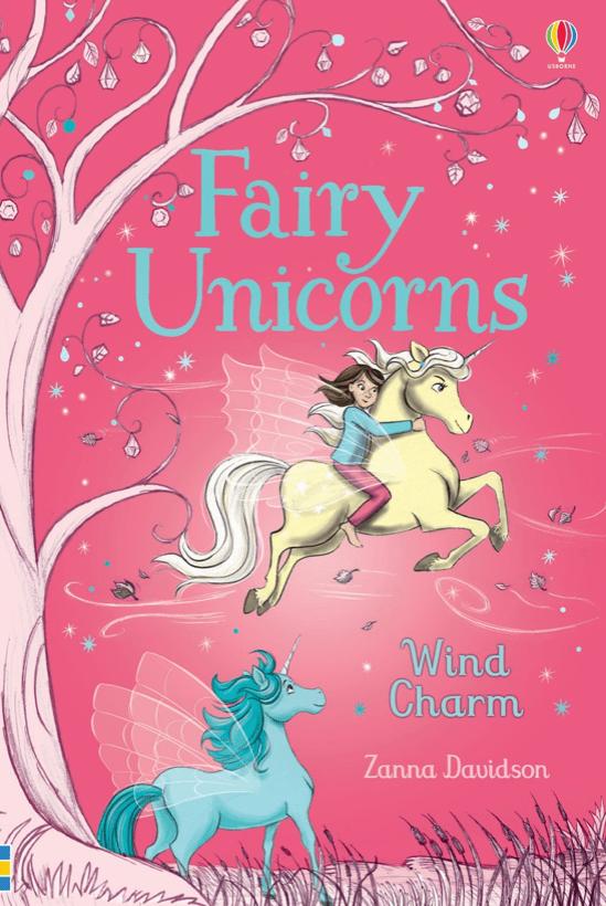 Fairy Unicorns Wind Charm +6 años