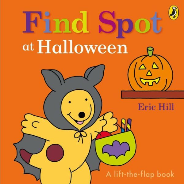 Find Spot at Halloween