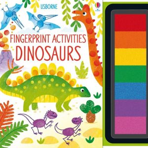 Fingerprint Activities: Dinosaurs
