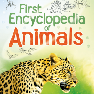 First Encyclopedia of Animals +5 años