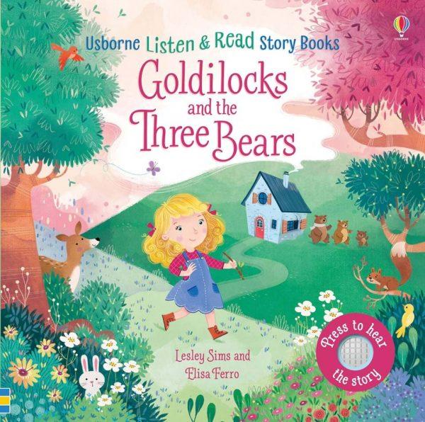 Goldilocks & the Three Bears- Listen & Read
