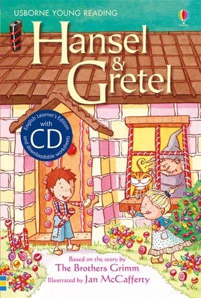 Hansel and Gretel - Libro + CD