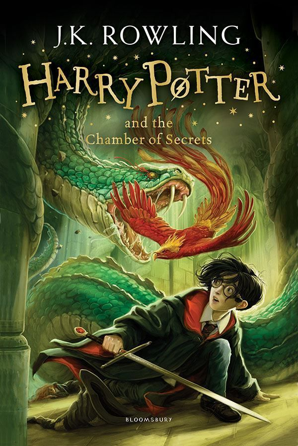 Harry Potter and the Chamber of Secrets (2/7)