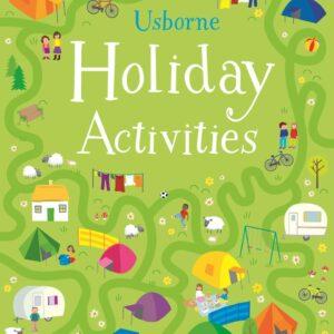 Holiday Activities pad
