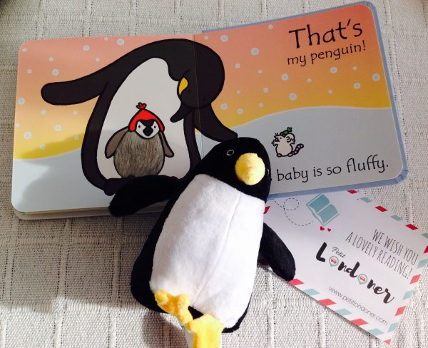 That's not my Penguin... Set de regalo