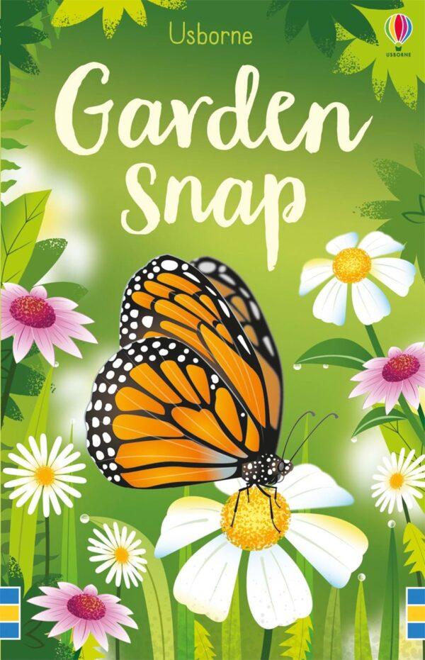 Juego de cartas (memoria) - Garden Snap