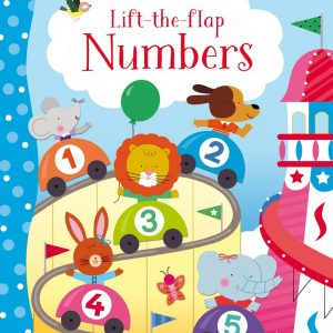 Lift the Flap Numbers