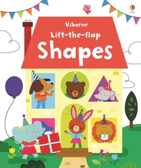 Lift the Flap Shapes
